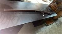 W Arlington 12 ga Antique Double Barrel Shotgun