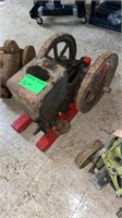 Fairbanks Morse 1.5 hp Hiy and Miss engine