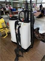 4-gallon backpack sprayer