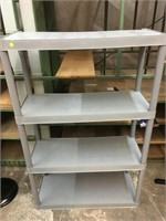Shelf 14 X 34 and 4ft tall