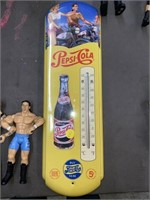 Pepsi cola outdoor thermometer
