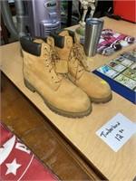 Timberland size 12 boots