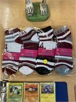 12 pair packs of new Alabama socks size 9-11