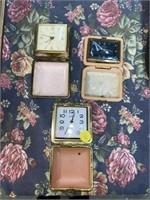 3 pocket watches