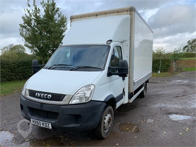 2010 IVECO DAILY 70C18 at TruckLocator.ie