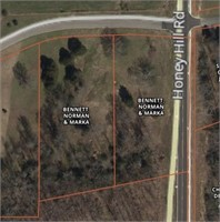 3.8 Acres on Club Creek Drive