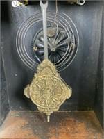 Wm. L. Gilbert Capitol No. 44 mantle clock