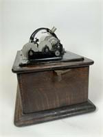 Antique Edison Standard Phonograph Model D