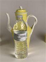 Baffonello Yellow Tea Set