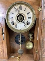 Seth Thomas shelf / mantle clock