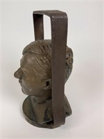 Vintage Industrial doll head mold