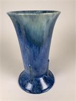 Roseville Pottery Blue Tourmaline vase