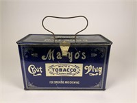 Lot of 5 Tobacco tins