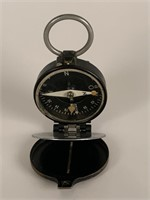 WWII Fuess Army Officers Compass
