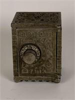 Antique State & Kenton Union Cast iron still banks