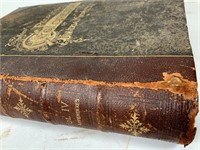 4 volumes 1888 New People's Encyclopedia
