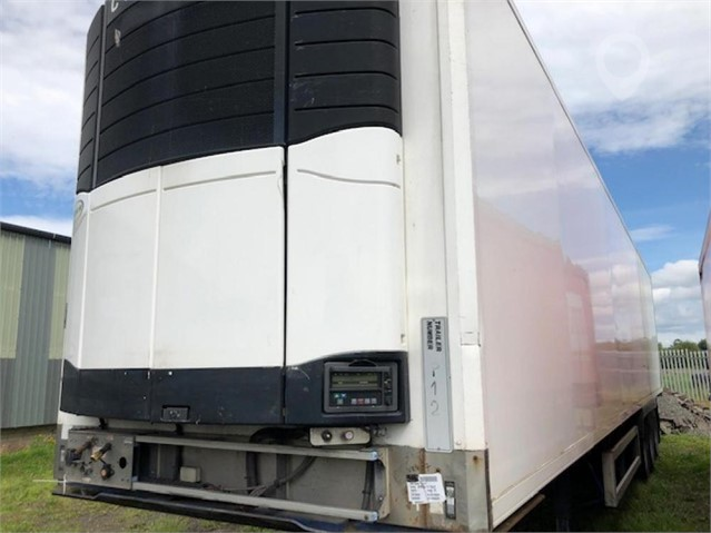 2006 MONTRACON REFRIGERATED TRAILER at TruckLocator.ie