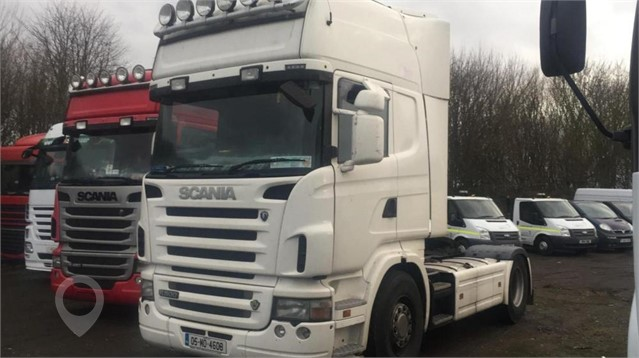 2005 SCANIA R500 at TruckLocator.ie