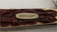 Vintage Sharp Pocket Knife 270 Japan 2 Blade