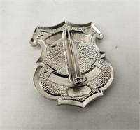 Northfield Friend Of Police Badge #18