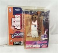 McFarlane Lebron James 2003 Rookie Figure