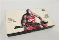 2003 Lebron James Upper Deck 32 Card Set