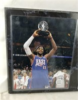 Lebron James Plaque W/ Cards All Star Game