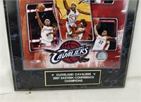 Cleveland Cavs Eastern Conference Champions Plaque