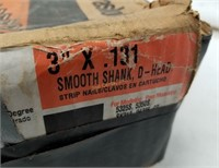 """Pro Strip Nails Paslode Smooth Shank 3""""x.131"""