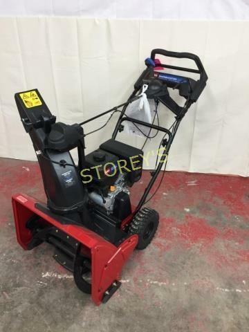 """New 2019 Toro 24"""" Gas Snow blower - 252cc"""