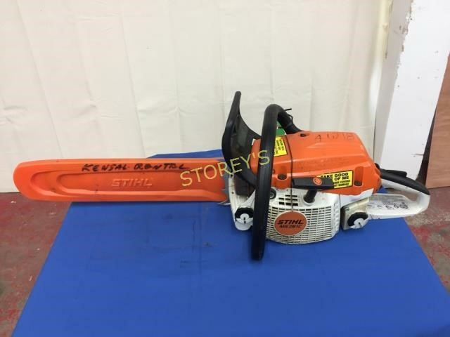 "Stihl 16"" Gas Chain Saw - MS261C"