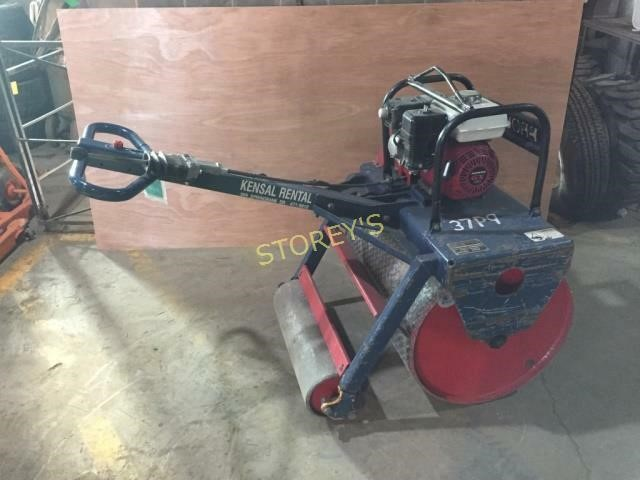 "30"" Brouwer 875lbs Power Lawn Roller - BTR-30"
