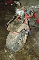 1984 Honda 3-Wheeler ATV ATC200ES