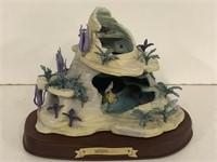 """WDCC """"Ariel's Secret Grotto"""" Enchanted Places, box"""