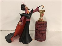 "WDCC ""Oh Mighty Evil One"" Disney Villains Jafar"