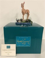"""WDCC """"Light as a Feather"""" Faline Bambi w/box"""