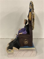 WDCC Enthroned Evil - Evil Queen- Snow White w/box