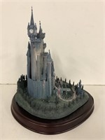 WDCC Castle For Cinderella Enchanted Places w/box