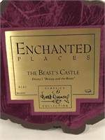 "WDCC ""The Beast's Castle"" Enchanted Places, Deed"