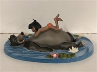 "WDCC ""Jungle Harmony"" Baloo and Mowgli from"