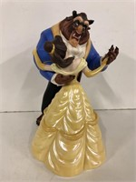 """WDCC """"Tale as old as time"""" Beauty and the Beast,"""