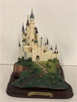 "WDCC ""Sleeping Beauty's Castle"" Enchanted Places,"
