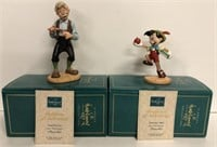 """WDCC """"Good-bye, Father"""" Pinocchio and """"Good-bye,"""