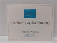 "WDCC ""Patient Perdita"" w/box from Disney's 101"