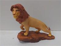 "WDCC ""Simba's Pride."" Simba w/box from Disney's"