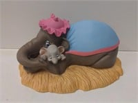"WDCC ""Baby Mine"" Mrs. Jumbo & Dumbo w/box from"
