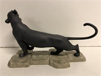 "WDCC ""Mowgli's Protector"" Bagheera from The"