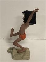 """WDCC """"Mancub"""" Mowgli from The Jungle Book 30th"""