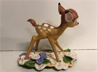 """WDCC """"Purty Flower"""" from Bambi, Comes w/ Box and"""