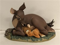 """WDCC """"My Little Bambi"""" Bambi and Mother 2000"""